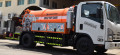 Grease trap tankers