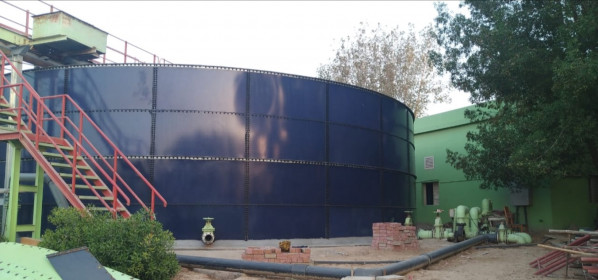 Glass lined/ Glass Fused Storage Tanks