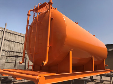 500 BBL Mud tanks/ Re-circulation tanks